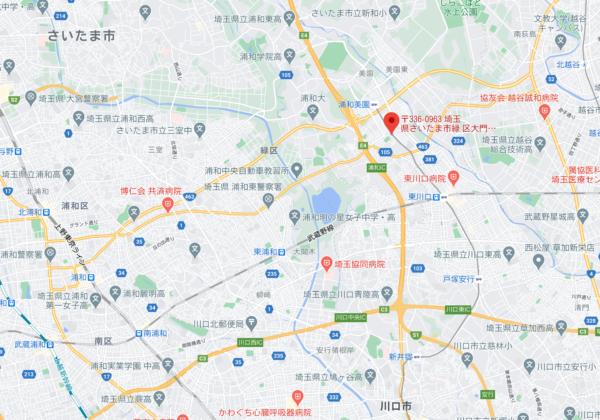 埼玉営業所 近